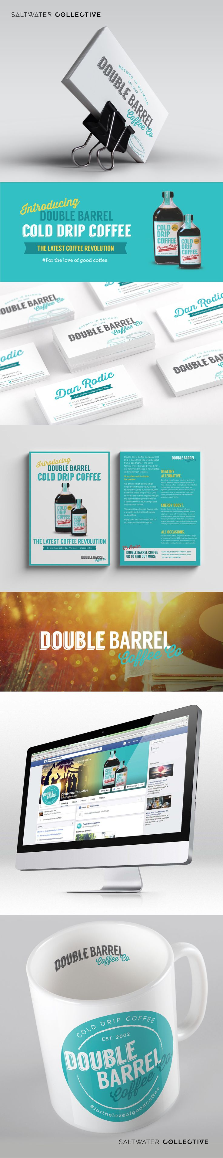 Double Barrel Coffee Company The latest coffee revolution