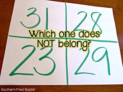 nd Grade Gifted Math Lesson   challenging math problems for