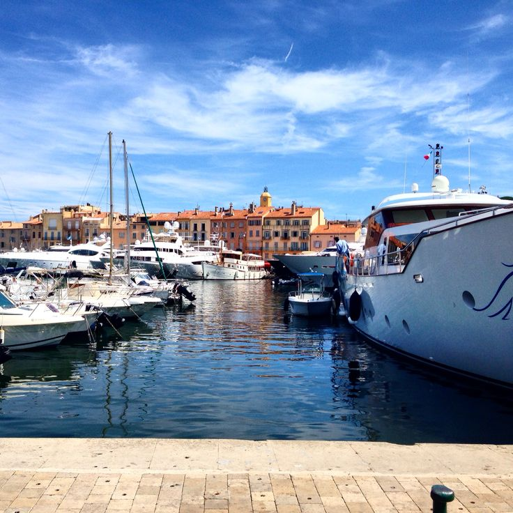 St Tropez summer break