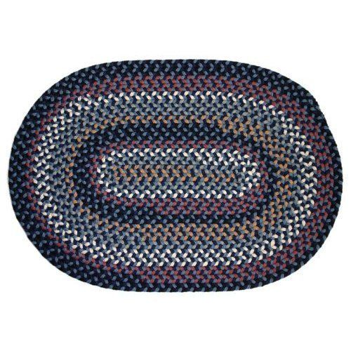 Rhody Rug PG-13-10R Pilgrim Navy 10 ft. Round Braided Rug by Rhody Rug. $394.90. Design is stylish and innovative. Satisfaction Ensured.. Pilgrim Navy 10 Round Braided Rug. Manufactured to the Highest Quality Available.. Great Gift Idea.. A country classic, perfectly matched to compliment any decor. Pilgrim Navy 10 Round Braided Rug. Save 26%!