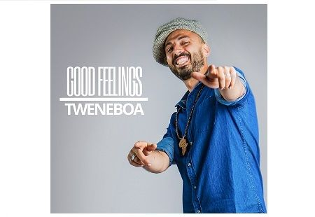 """""""GOOD FEELINGS"""" IL NUOVO EP DELL' ARTISTA TWENEBOA DISPONIBILE SU TUTTI GLI STORE DIGITALI"""