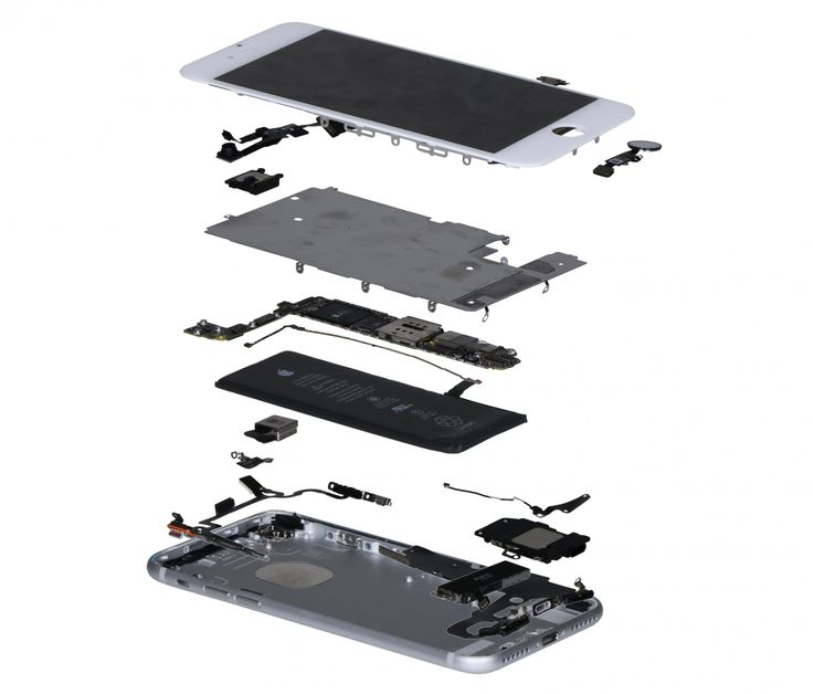 The parts in an iPhone 7 only cost $219 according to a new estimate (AAPL)