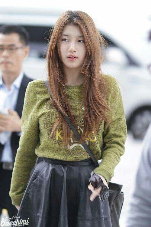 Suzy 'Miss A' super estilosa unnie ^^