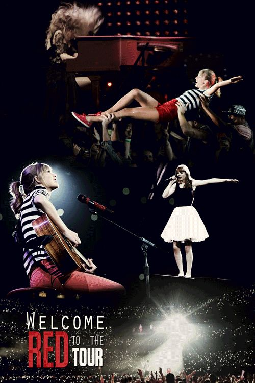 This is gorgeous, long live the red tour. BEST TOUR ❤️