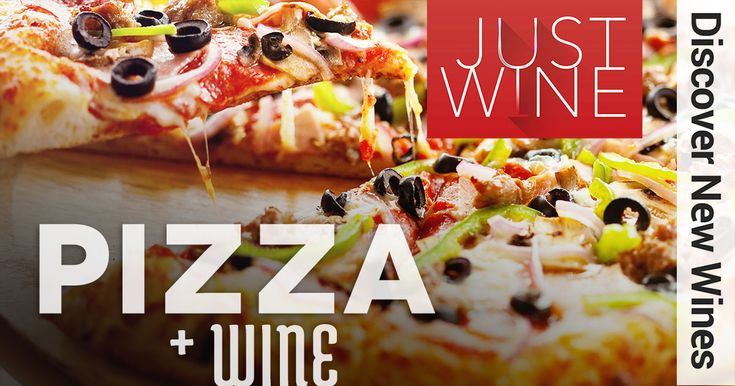 Pizza and Wine - What Could Be Better? What wines go with your favourite slice