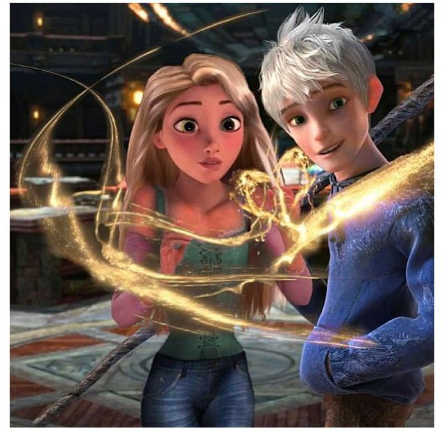 515 best images about Jack Frost and Rapunzel on Pinterest ...