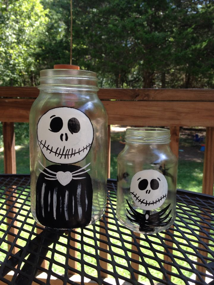 Jack Nightmare Before Christmas Crafts