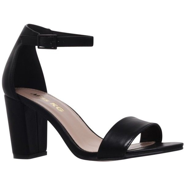1000  ideas about Black Strappy High Heels on Pinterest | High ...