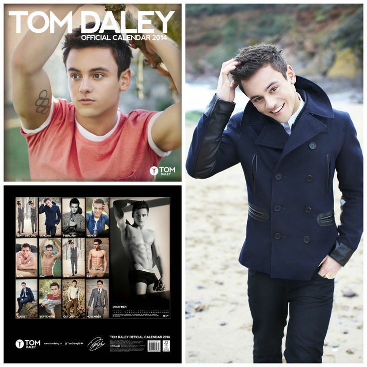 Competition time: Win a SIGNED Tom Daley 2014 calendar! All you need to do is follow us on Pinterest and re-pin this image.. one lucky winner will be chosen at random! Competition ends: Sunday 19th January at midnight - winner announced Monday 20th January. Good luck :)