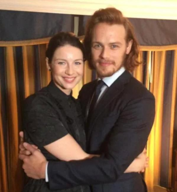Sam & Cait....I've spent so much time with these characters I feel like they're my own family. I adore them.