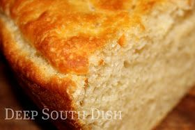 Deep South Dish: Easy and Faster No Knead Bread Recipe in a Dutch Oven