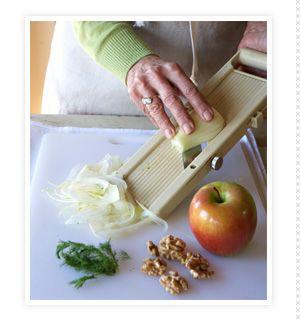 Fennel, Apple, and Walnut Salad | goop.com
