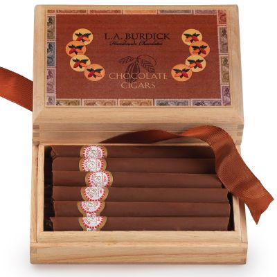Fine, Fresh Gourmet Handmade Chocolates - Burdick's Luxury Bonbons, Truffles and Hand-rolled Chocolate Rum Cigars -