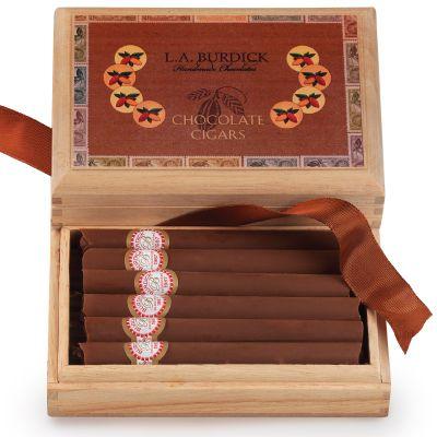 World's Finest Gourmet Handmade Chocolates- Burdick's Luxury Bonbon and Truffle Assortments and Chocolate Cigars -