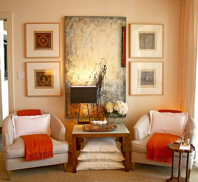 Very Simple Living Rooms 49 best orange living room images on pinterest | orange living