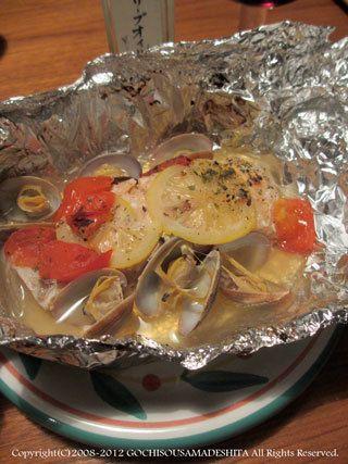 オレガノ「鱒とトマトのホイル焼き」 by mioさん | レシピブログ ...