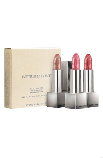 Burberry 'Lip Cover' Soft Satin Lipstick Set ($90 Value) | Nordstrom