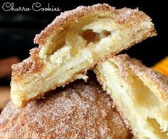~Churro Cookies! Made these for Cinco De Mayo OMG! They are fantastic annd so easy to make - LC
