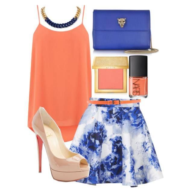 A great spring bank holiday date outfit to knock 'em dead with!