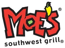 moe's-free-queso today and it comes with free chips. And you dont have to buy anything. Mom just took Brittany khun and i there