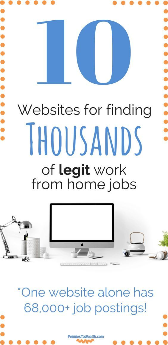 WHOA! I didn\u0027t know that there were so many great websites for - websites to look for jobs