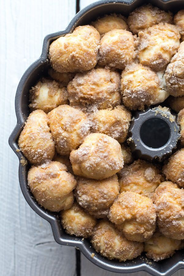 Mom's Ridiculously Easy Butterscotch Monkey Bread | http://halfbakedharvest.com