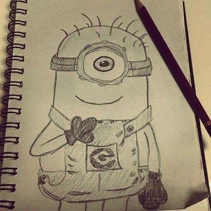 Minion doodle :)