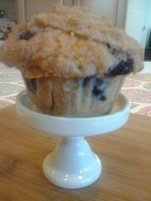 Live... Bake... Love...: Best Blueberry Muffins