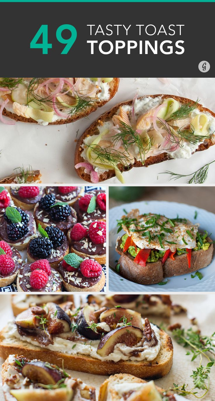 vintage jordans shoes for sale 49 Genius Toast Recipes You Can Actually Make Yourself
