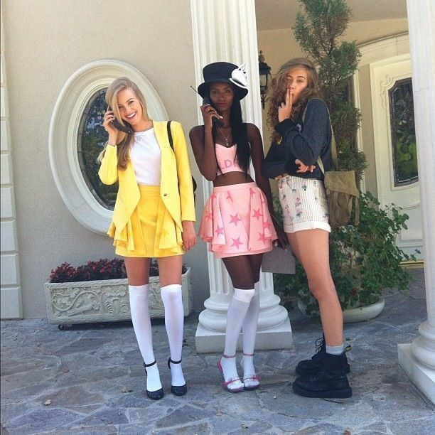 Clueless costume                                                                                                                                                                                 More
