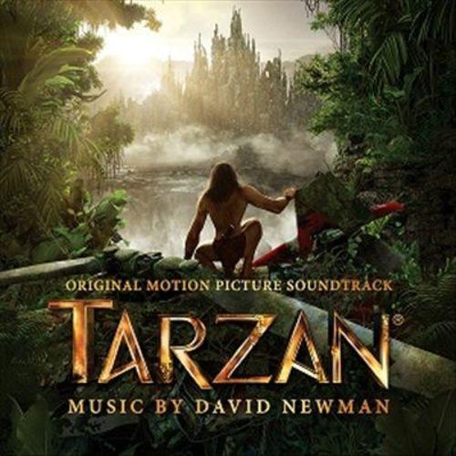 Tarzan (Original Motion Picture Soundtrack) [CD]