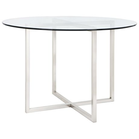 CBD Dining Table 110cm Diameter | Freedom Furniture and Homewares