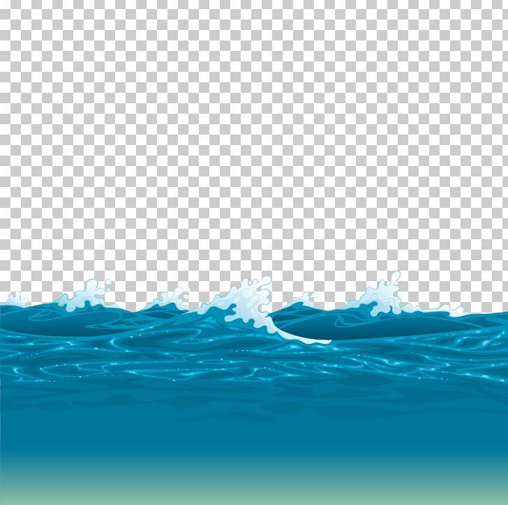 Ocean Sea Level Water Resources Png Aqua Azure Calm Cartoon Computer Water Illustration Ocean Water Resources