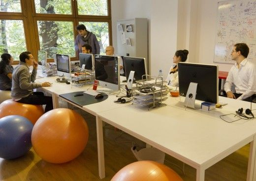 Peachy 17 Best Images About Coolest Office Cubicle Designs On Pinterest Largest Home Design Picture Inspirations Pitcheantrous