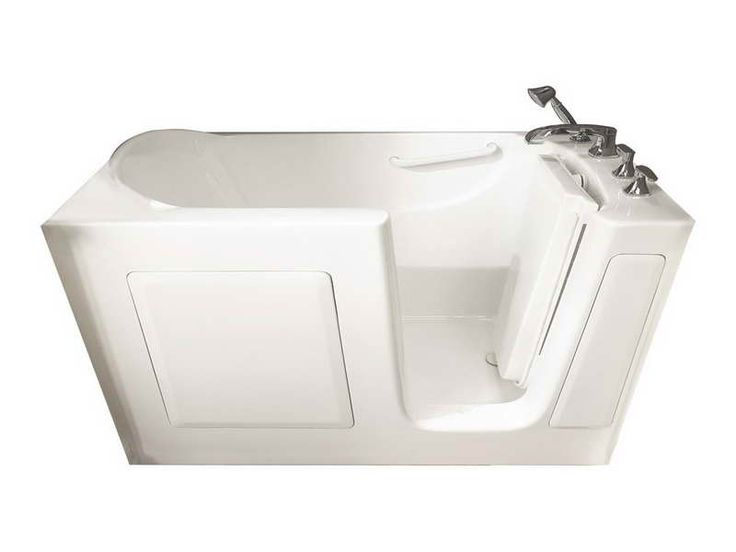 American standard bathtub size for Regular bathtub size