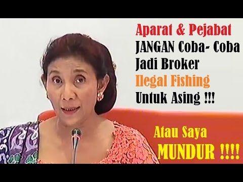 Menteri Susi Ancam Mundur Jika Menteri Luhut Nekat Ngobyek Untuk Pihak A...