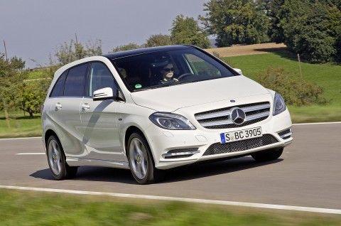 Mercedes-Benz B200 CDI 107 bhp 3.67 l/100 km