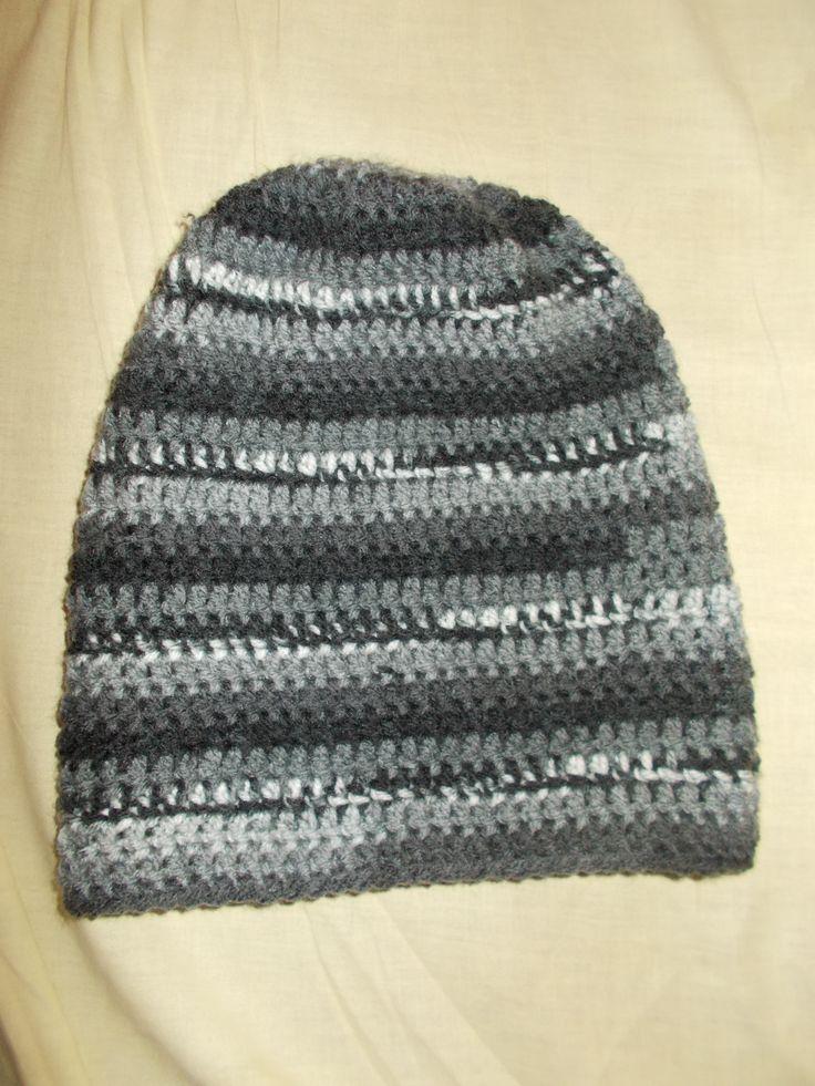 Téli férfi sapka / Hat for man