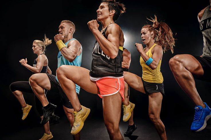 Chin up, knees up, rise up! It's #BODYATTACK time.