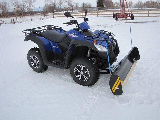 KYMCO Blue ATV