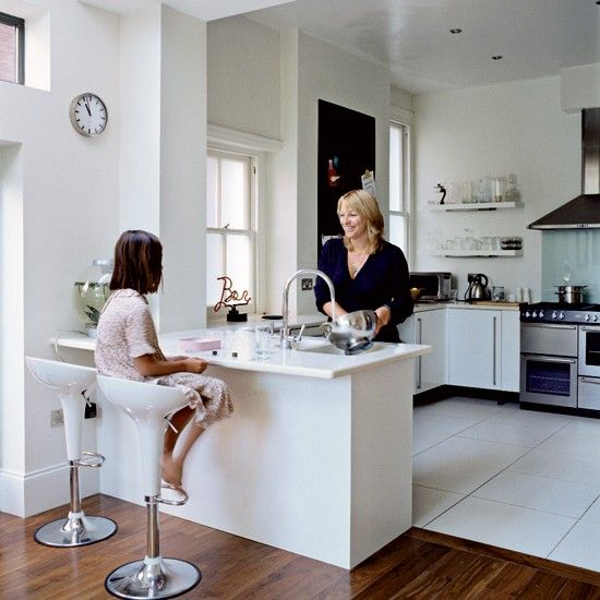 Kitchen   Late-Victorian house   House tours   PHOTO GALLERY    Could do this in my kitchen/dining room
