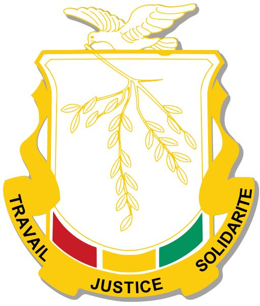 File:Coat of arms of Guinea.svg