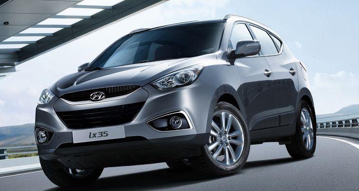 2015 Hyundai ix35 - Driving impressions