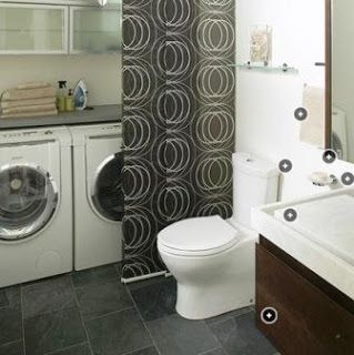 65 best Laundry Bath Combos images on Pinterest Bathroom