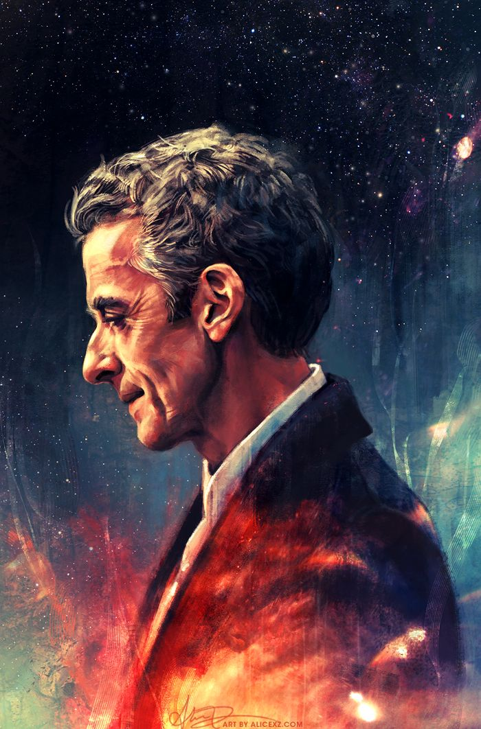 """I'm right here. Standing in front of you. Please just see me."" -Twelve."