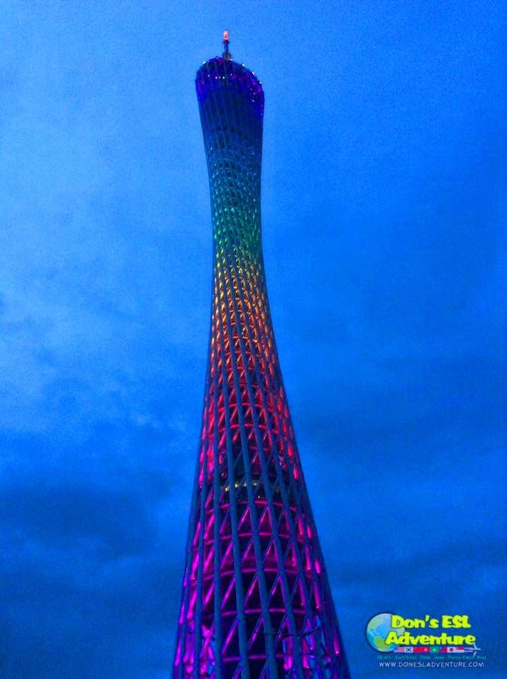 Why Guangzhou's Canton Tower Observation Deck is One of the Best Across China That You Need to Visit ASAP   Don's ESL Adventure!