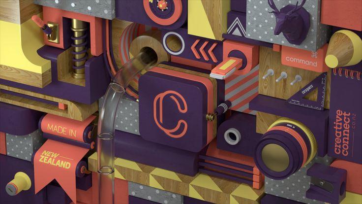 Creative Connect Infinite Loop