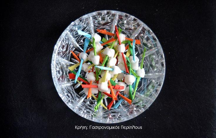 cretangastronomy.gr - Οι ζαχαρωτές μαντινάδες της Κρήτης
