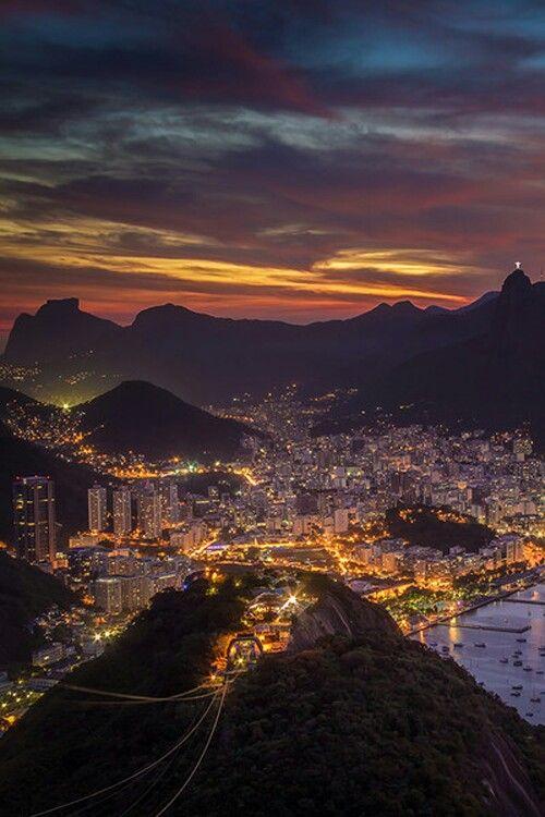 Rio de Janeiro, Brazil #IdGoBack – Alayna Pulham