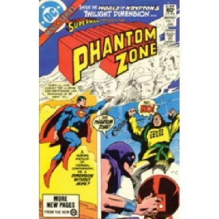 SUPERMAN Phantom Zone TP Explore the history of Krypton and the origins of The Phantom Zone Krypton39